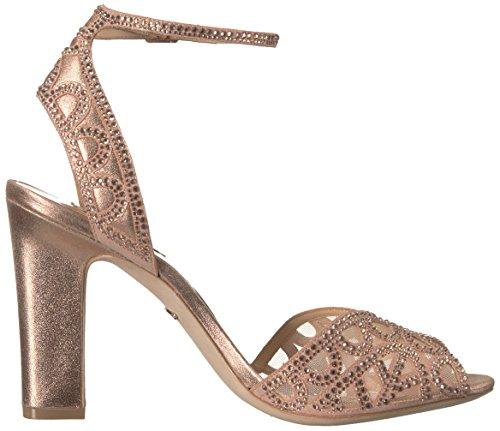 Badgley Mischka Women's Hart Heeled Sandal Rose Gold deals 2014 newest cheap online discount fast delivery discount brand new unisex uZ3gQXGe