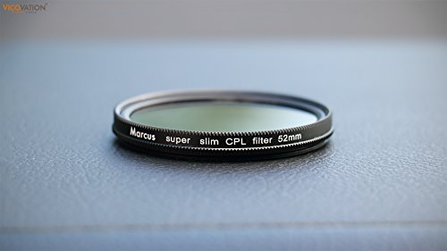 Vicovation Vico-Marcus Series 52mm CPL Filter
