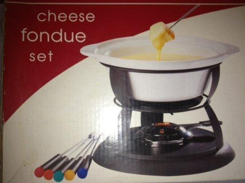 Trudeau Distinction 10 Pc Cheese Fondue Pot