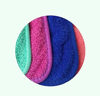 3Pcs Coral Fleece Microfiber Hanging Hand Towel Assorted Colors Quick Dry Thicken Cleaning Cloths Wipes Rags for Kitchen /& Bathroom ASTRQLE