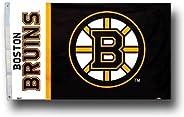 Boston Bruins - 3' x 5' Polyester NHL T