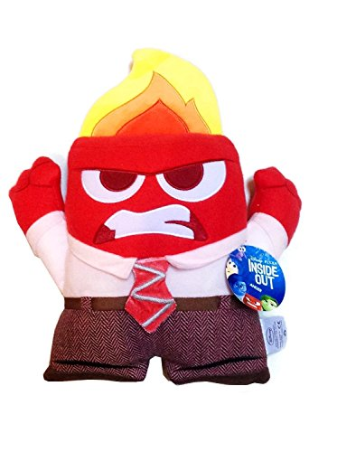 Disney Pixar Inside Out Anger Plush