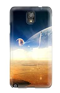 New Design Shatterproof INsxmTF7447UsAwW Case For Galaxy Note 3 (project Star Trek)