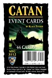 : Family Board Games Settlers of Catan - Event Cards Expansion