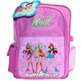 Winx Girls School Backpack Bag Pink 12″ Toddler Size, Bags Central
