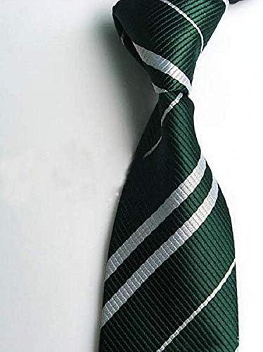 Corbata Coreana de Harry Potter con diseño de Cuervo de Slytherin ...