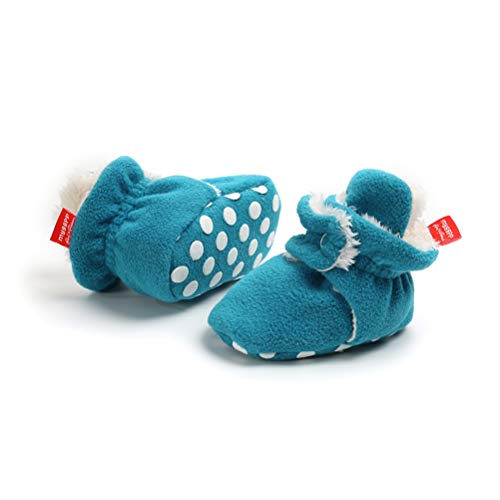 Cotone Piatto Calzino Bootie Regolabile Invernali Fondo Morbido Neve Da Neonato Blu Unisex Antiscivolo Pelliccia Bambino Stivali Per UPpqvx