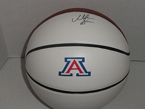 Autographed Miles Simon Signed Basketball Arizona Wildcats Ncaa Champion Legend - Simon Signed