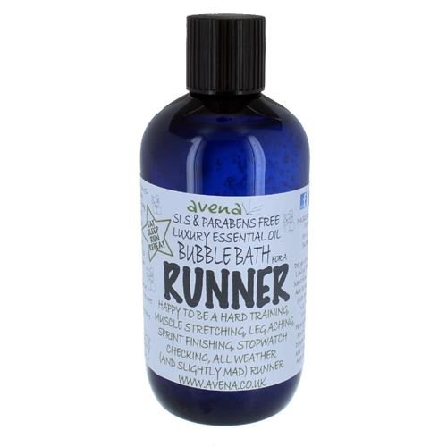 Runner's Gift Bubble Bath Deep Foam Cleaning - Sharp Eucalyptus & Tea Tree 250ml Not Available