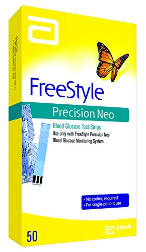 Top recommendation for test strips precision neo