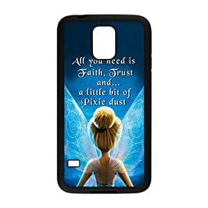 Angel With Wing White Samsung Galaxy S5 case