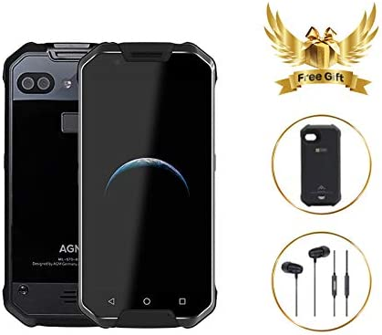 Business Edition AGM X2 SE Android 7.1 Mobile Interno Negro Unidad ...