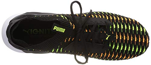 Zapatillas Corded Rogue Negro Hombre De Black Puma puma Para orange Pop Running xagwdq