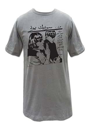 Sonic Youth - Arabic Goo Super Soft Fit Mens T-Shirt