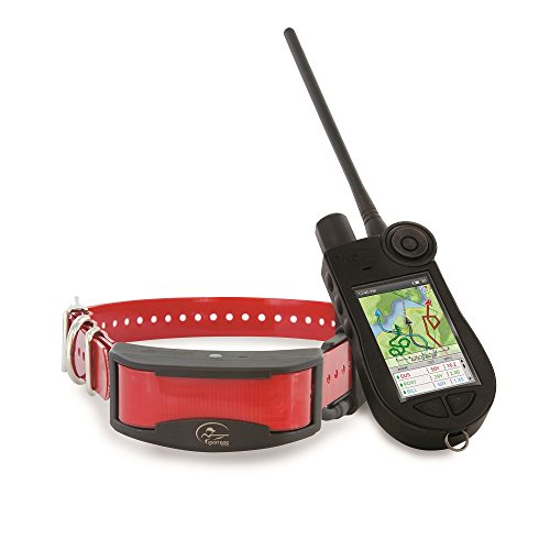 SportDOG Brand TEK Series 2.0 GPS Tracking System - 10 Mile Range - Waterproof and Rechargeable - Expandable to Locate up to 21 Dogs - Unlimited, Lifetime Map Updates