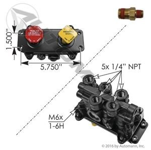 170.950014, Purge Valve Kit - Wabco Style for sale  Delivered anywhere in USA