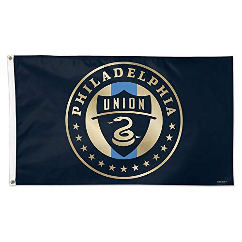 (Wincraft Philadelphia Union New Logo Flag)