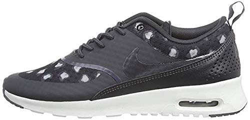 Max black Thea Grey white NIKE Sneaker Air 6n7xqSF