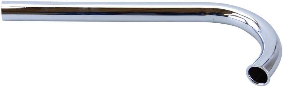 Auspuffkr/ümmer 28 mm verchromt Hercules MK 50 Lastboy R 50 MP 2 3 4 Auspuff Kr/ümmer f/ür Membran Zylinder