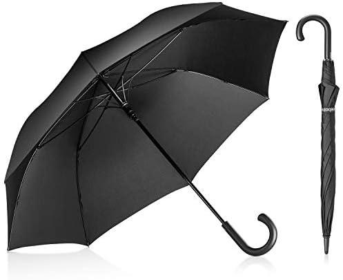 Leebotree Umbrella Windproof Canopy Waterproof