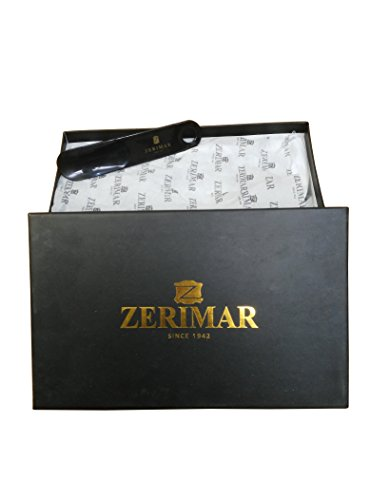 ZERIMAR Elevator height increasing elevator shoes for men Add +2,7 inches to your height Quality Eco skin-gomatto shoes Size:: US 9.5 - EU 42 Made in Spain by Zerimar (Image #3)