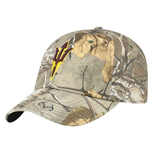 Arizona State Sun Devils Camouflage Caps 444524117f7b