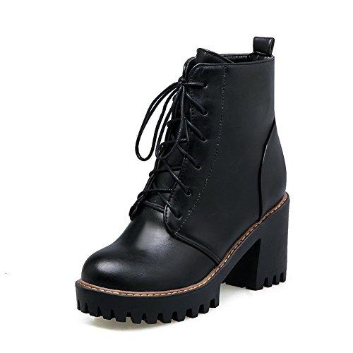 Pantofole Donna Stivaletto Black A Balamasa 8xC0qw4
