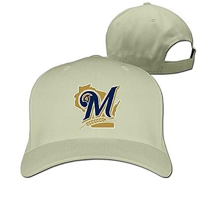 Milwaukee Brewers Bob Uecker Cool Baseball Caps Trucker Hats