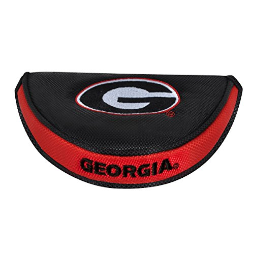 Team Effort Georgia Bulldogs Mallet Putter Cover - Bulldogs Putter Cover