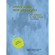 Study Skills and Strategies for Students in High School