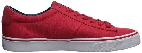 Polo Ralph Lauren Manar Sayer Sneaker Röd