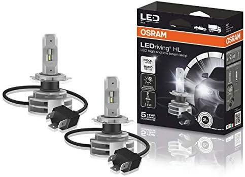 Next Generation 2x H4 LED OSRAM LEDriving HL GEN2 6000K Bulbs 9726CW NEW!