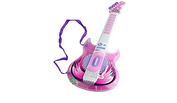BSD Gafas para Guitarra eléctrica con micrófono.: Amazon.es ...
