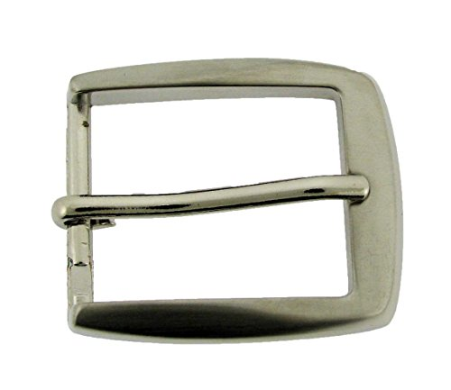 Single Prong Belt Buckle 1 1/4