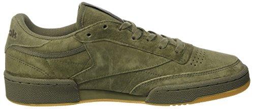 Club C G Hunter Green Poplar Reebok Sneakers Rot 85 TG Grün Herren 5ExxaqwP