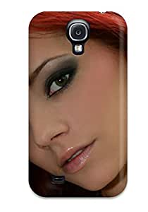 Best Tpu Shockproof/dirt-proof Women Redheads Cover Case For Galaxy(s4) 2458952K78865173