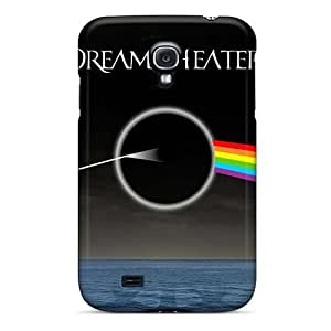 DannyLCHEUNG Samsung Galaxy S4 Protective Cell-phone Hard Covers Support Personal Customs High-definition Dream Theater Band Image [ZNt6366hprs]