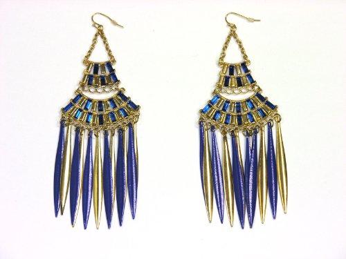 Forum Novelties Women's Egyptian Earrings - 1