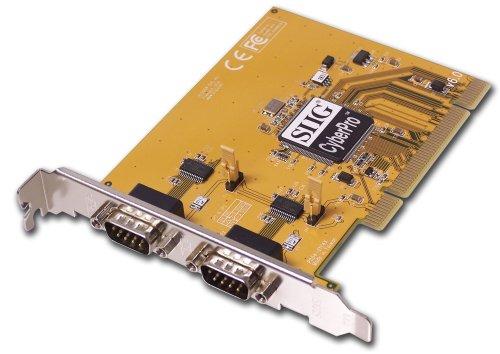 UPC 662774011820, 2-PORT 16550 Serial Pci