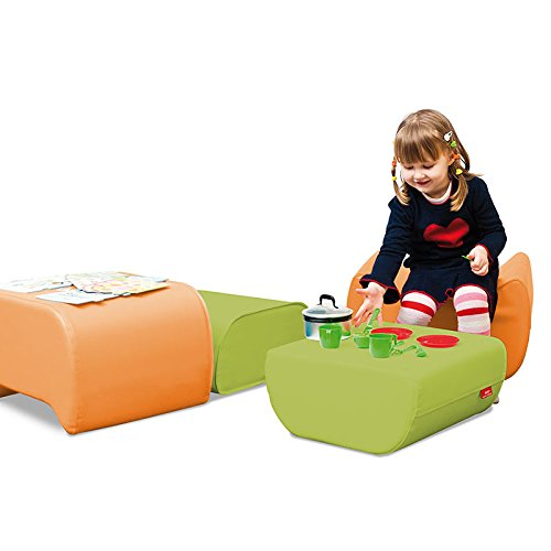 SensaSoft Mushroom Soft Play Furniture by Fun and Function