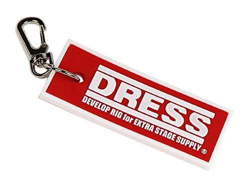 ドレス(DRESS) キーホルダー 計測アプリ「爆釣メジャー」対応 LD-OP-0850の商品画像