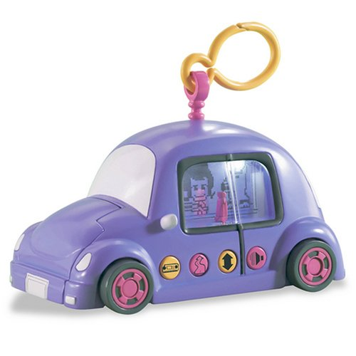PIXEL CHIX ROAD TRIPPIN Vehicle #1