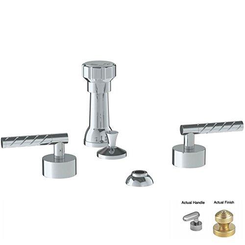 30%OFF Watermark 319-4-N5-SPVD Satin PVD Brass Kensington 4 Hole Bi