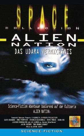 Alien Nation: Das Udara-Vermächtnis [Alemania] [DVD]: Amazon ...