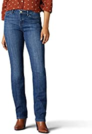 Lee Women's Legendary Regular Fit Straight Leg