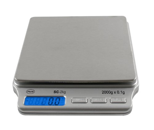 American Weigh Scales AMW-SC-2KG Digital Pocket (0.1g Digital Pocket Scales)