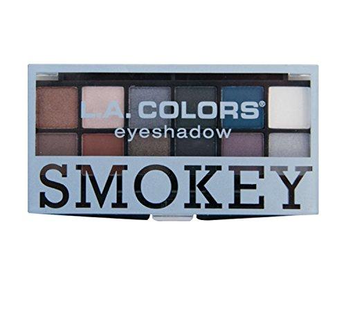 LA Colors SMOKEY 12 Eyeshadow Palette