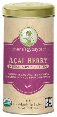 Zhenas Gypsy Tea Acai Berry product image