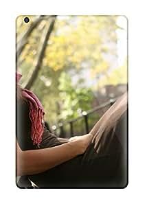 Flexible Tpu Back Case Cover For Ipad Mini/mini 2 - Heather Masse