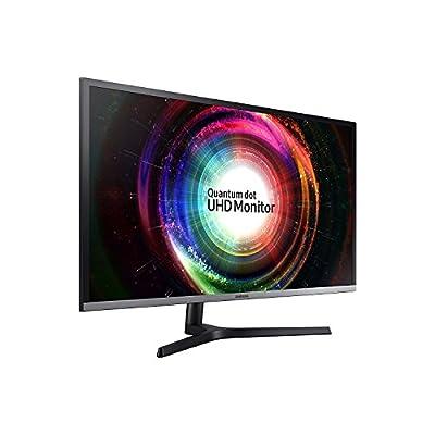 "Samsung LU32H850UMNXZA 31.5"" U32H850UMN 3840x2160 UHD QLED Monitor for Business"